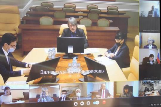 Россия и Эфиопия оценили достигнутый уровень сотрудничества