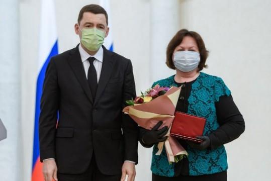 Светлана Елохина стала заслуженным геологом