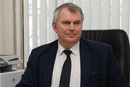 Поздравляем с юбилеем Леонида Чесалова, заместителя генерального директора по информационным технологиям и защите информации